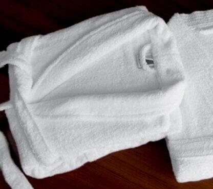 Robe de hotel
